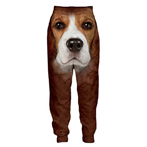 Women Men Sport Trousers 3D Creative Cute Animal Printed Training Sweatpants Casual Plus Size Unisex Joggers...