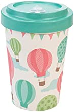 WoodWay Bamboo Fibres - to Go Coffee Cup (Ballons)