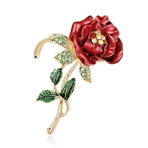 Chennnnnn Rosentropfen, Modeblumen, Boutonniere, Kleidung, Schuhe, Handtaschen, Accessoires