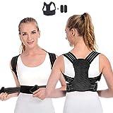 Anoopsyche Haltungskorrektur Geradehalter zur Haltungskorrektur Rückenstütze Rückenbandage Haltungstrainer Rücken Damen