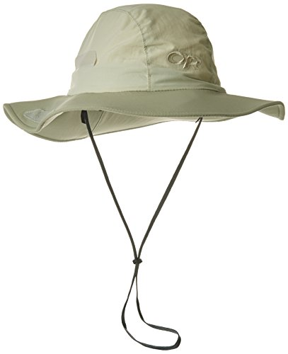 Outdoor Research Seattle Zon Sombrero Hoed, Cairn/Khaki, Groot/X-Large