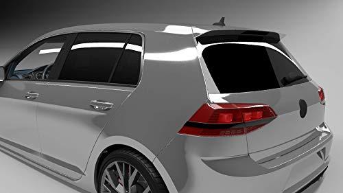 CAR-CHARISMA ORPRO Scheibenfolie schwarz, Tönungsfolie Limo Black, ca. 1x152x75cm u.1x250x50cm, tiefschwarz, Limo Black