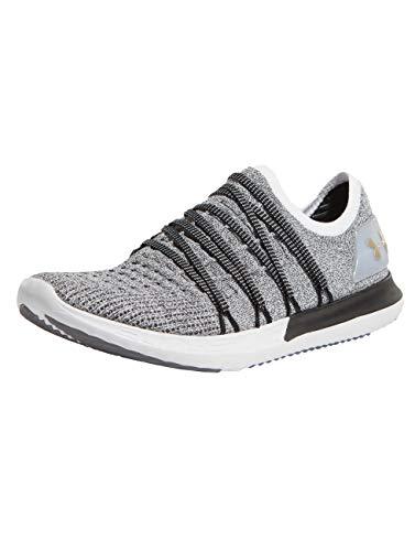 Under Armour Men's Speedform Slingshot 2 Sneaker, White (101)/Black, 11