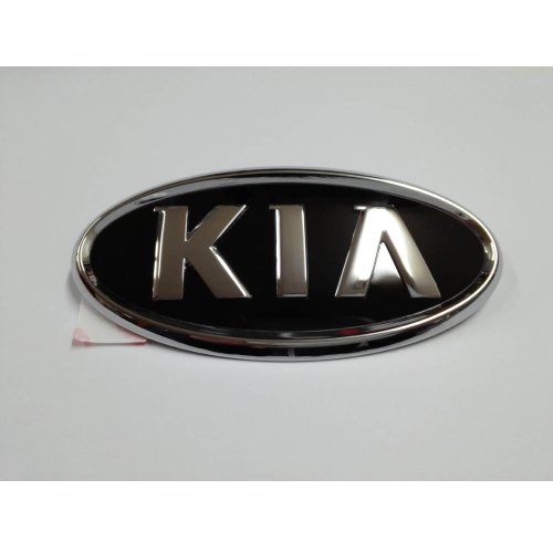 Kia Motors Rear Trunk KIA Logo Emblem