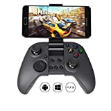 (Renewed) MYGT C04 Wireless Bluetooth Gamepad Controller for PC, PS3, Android Devices