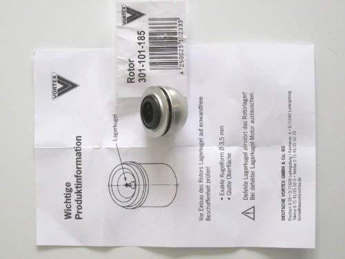 Vortex Rotor für alle Pumpen BW BWZ BWM BW-SL Läufer Kugel Umwälzpumpe Pumpe