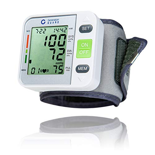 Clinical Automatic Blood Pressure Monitor FDA Approved by Generation...