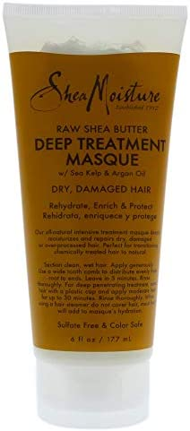 Shea Moisture Raw Shea Butter Deep Treatment Masque 6 Ounce product image
