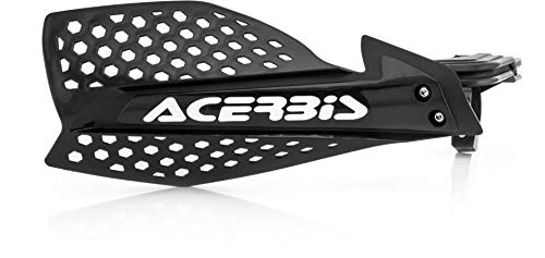 Acerbis X-Ultimate Handguards (Black/White)