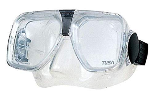 Tusa Dive Mask Liberator Plus (Clear)