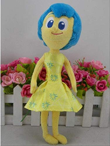N  A Family Inside out Film Peluche Bambola Gioia Rabbia Disgusto Bing Bong Paura Tristezza 22 cm D