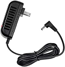POWE-Tech AC Adapter Charger for Polaroid PBT3014 Bluetooth Tower Speaker DC Power Supply, 5 Feet, LED Light