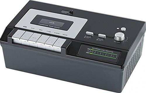 Lecteur Cassette avec encodeur USB UCR-2200 [Auvisio]
