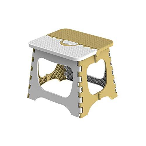 XCY Banco Plegable Taburete de Plástico Del Hogar Portable Al Aire Libre...