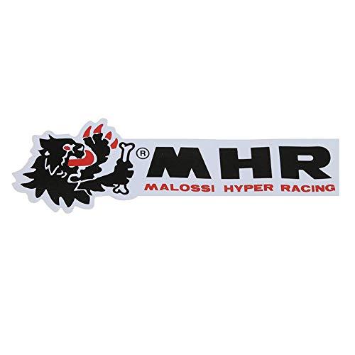 Pegatinas Malossi Mhr tamaño: L 145mm, B 25mm 1pieza