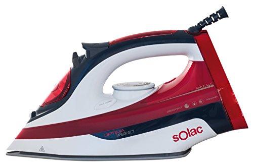 Solac PV2014 Optima Perfect - Plancha vapor ropa 2.600