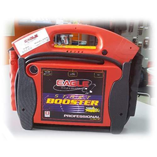 SIO Arrancador de Motores Baterías Profesional 12V 3100A