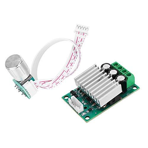 Interruptor del controlador de velocidad del motor PWM DC, placa del módulo regulador de 12 V-30 V 10A, controlador de velocidad variable industrial