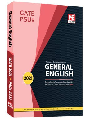General English for GATE -Theory and Previous Year Solved Papers