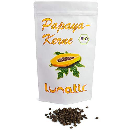 100g Bio Papaya-Kerne - Rohkostqualität