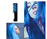 QAWACHH Hair Color Comb Instant colour Added Flair 6 Color Disposable Hair Dye