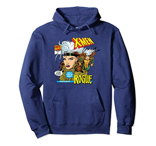 Marvel X-Men Rogue Anna Marie Comic Hoodie