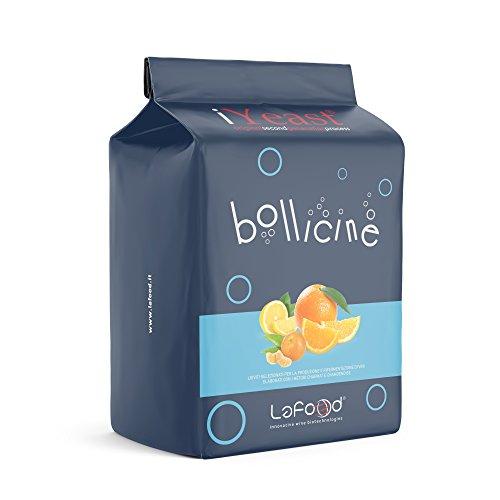 iYeast Lievito Enologico Selezionato - Bollicine 0,500 kg - Lievito per Vinificazione/Fermentazione/Vino