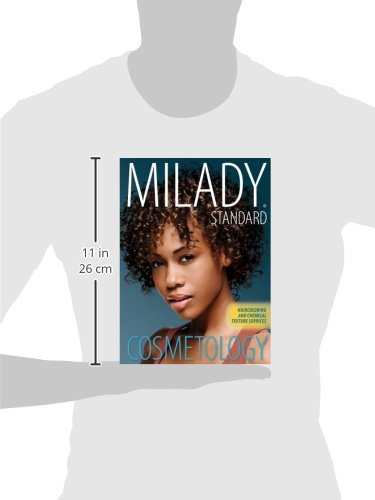 Haircoloring and Chemical Texture Services for Milady Standard Cosmetology 2012 (Milady's Standard Cosmetology)