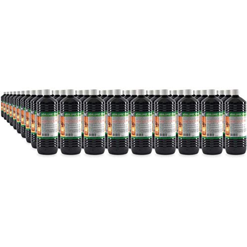 Höfer Chemie 90 x 1 L gereinigtes Petroleum Heizöl - zum Heizen für Campingheizung, Petroleumofen, Petroleum Laterne, Starklichtlampe UVM.