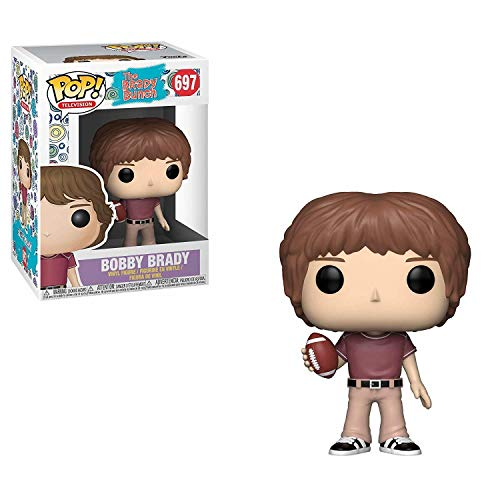 Funko Pop Television: The Brady Bunch - Bobby Brady Collectible Figure, Multicolor