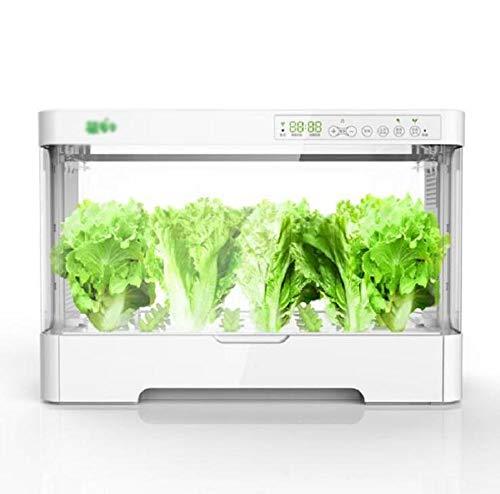 Angelay-Tian Hydroponische Gemüsepflanzkiste, Smart Home Inneneinrichtung Soilless-Anbaugeräte, intelligente...
