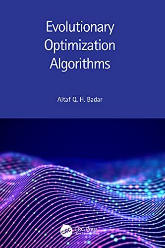 Evolutionary Optimization Algorithms (English Edition)