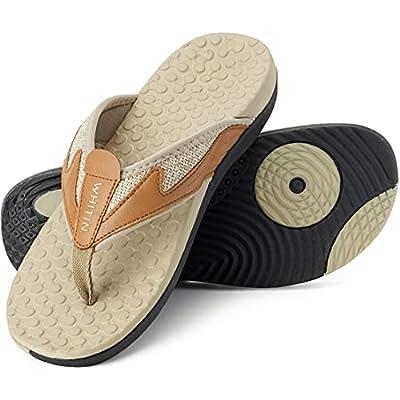 WHITIN Men's Flip Flops | Outdoor Thong San...
