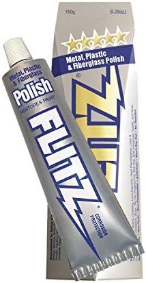 Flitz Polish - Paste - 5.29 oz. Boxed Tube