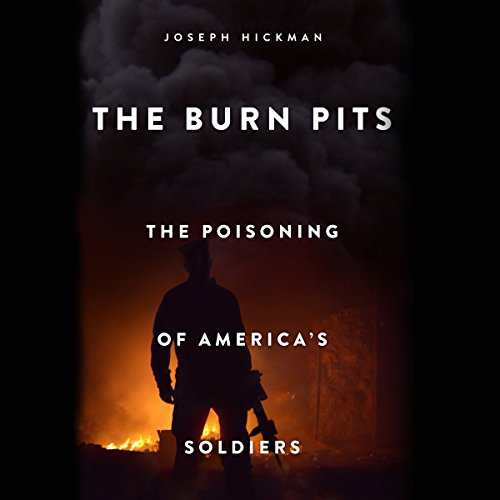 Burn Pits audiobook cover art