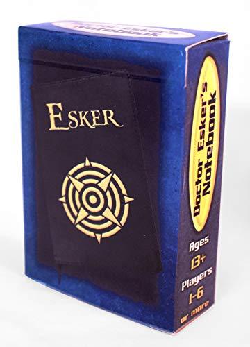 Doctor Esker's Notebook