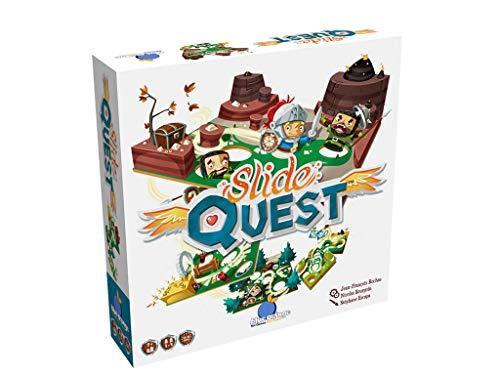 Juego De Mesa Quest