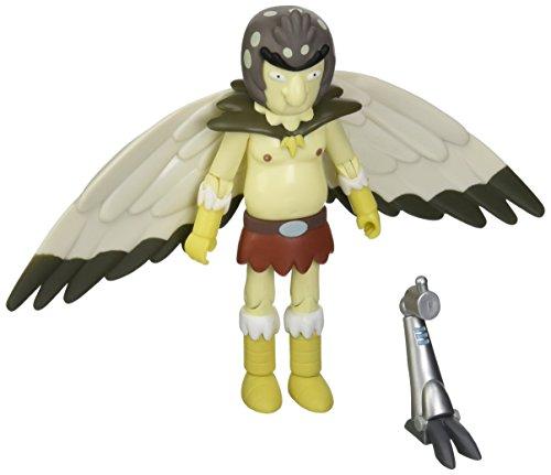 Action Figure: Rick y Morty: Bird Person
