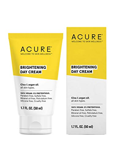 7. Acure Radically Rejuvenating SPF Day Cream (Cara)