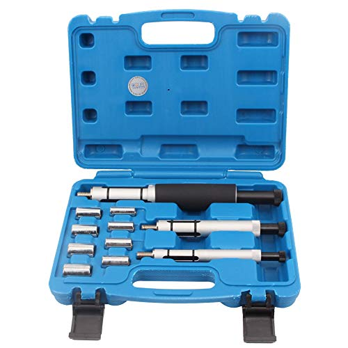 CCLIFE 11 tlg kupplungszentrierwerkzeug Kupplung Zentrierwerkzeug Zentrierdorn Werkzeug 12-20 mm