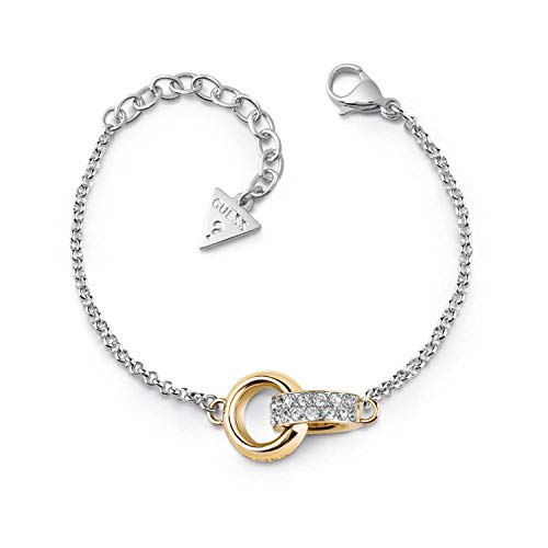 Guess Damen Armbänder aus Edelstahl mit Zirkonia