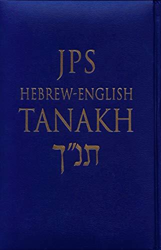 JPS Hebrew-English Tanakh-TK: Oldest Complete Hebrew Text and the Renowned JPS Translation