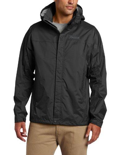 Marmot Men's Precip Jacket, Slate Grey, Large