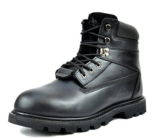 Best Steel Toe Boots for Concrete