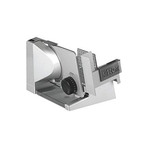 Ritter solida 4 Duo Plus Elektro-Allesschneider Schinkenmesser Metall-Ausführung