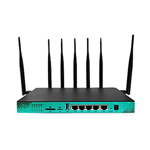 openWRT 5G LTE Router with RM500Q-AE, Gigabit Ports and 11AC