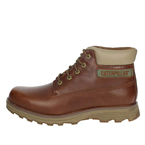 Caterpillar Founder Boots UK 11 Brown Sugar
