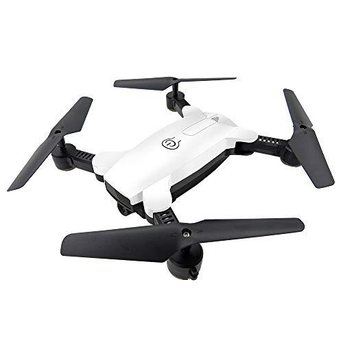 ASD RC Quadrocopter FPV,HD 720P Doppelkamera,Mini Faltbaren,Outdoor,WiFi Kamera Live Übertragung,Follow Me,Gestenerkennung,App Steuern,Mini Drohnen,Lange Flugzeit,Geeignet für Anfänger und Profis