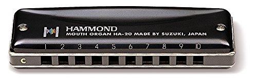 Suzuki HA20C Hammond Harmonica...