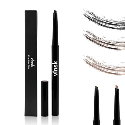 UNISEX Fine Hair Filler ✔ 2-in-1 Produkt - Bartfüller & Augenbrauenstift ✔ Ideal zum Füllen von Lücken im Bart oder der Augenbrauen